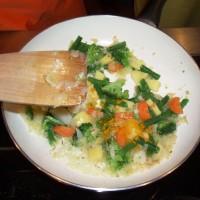 Směs zeleniny